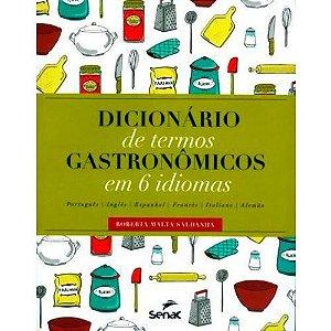 Dicionário de Termos Gastronômicos em Seis Idiomas