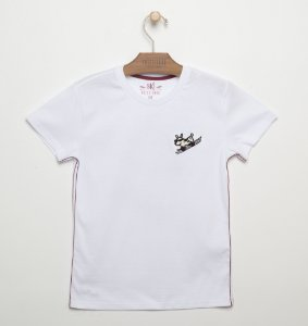 T-SHIRT CM BEST FRIEND VV BRANCO