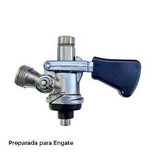 Válvula Extratora Tipo S - UMF - com Alivio de Pressão