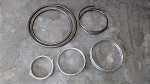 Mão de Obra - Calandragem tudo de Alumínio - (preço por metro)