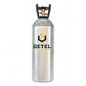 Cilindro de Gás Carbônico CO2 - Aluminio - 9,1 KG