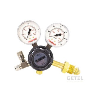 Regulador de Pressão Primário - Mistura CO2+N2 - RE42 Reman 1 Saída