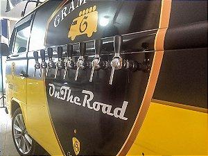 Montagem de Beer Truck e Beer Bikes