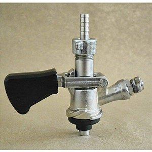 Válvula Extratora Tipo S - UMF - Espigão - com Alivio de Pressão