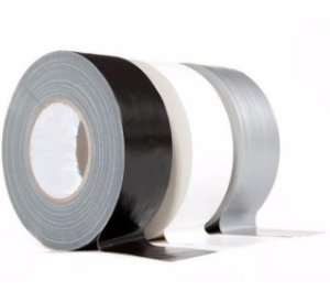 FITA P/ ISOLAMENTO - 48MM X 50M - BLACK TAPE