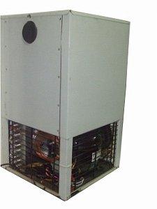 Pré Resfriador Elétrico - 2 vias - 80L/h (Banco de Gelo)
