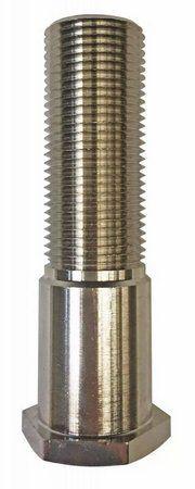 Prolongador p/ Torneira de Chopp - LATÃO - 12 cm