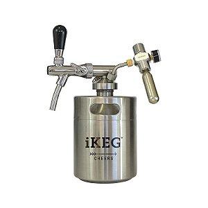 Kit iKEG (Torneira Italiana) 2L