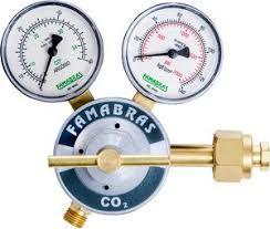 Regulador de Pressão CO2 (Famabras) FRGC-150N