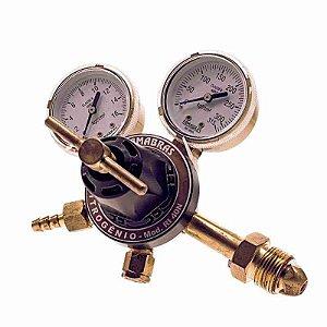 Regulador de Pressão Famabrás - RI-40N NITROGENIO