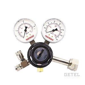 Regulador de Pressão Primário - CO2 Chopp - RE75 Reman