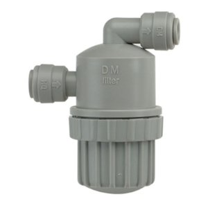 "Kit 10 Un -DMFIT - Acessórios - Filtro 100 Mesh (3/8"" x 3/8"") - ADMF 0606"