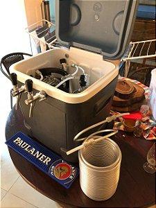 Kit Robinho Beer - Conexões p/ Chopeira a gelo 2.0 para postmix