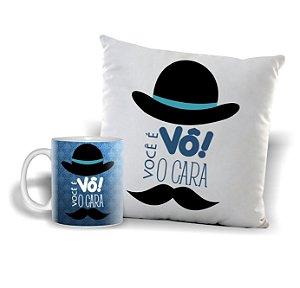Kit Presente Vô, Você é o Cara!