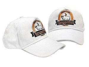 Boné Bergamini Branco