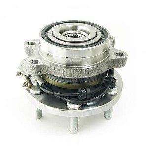 Cubo de Roda Dianteira C/ Rolamento Frontier 2.5 Sel 4X4 2008 em Diante - C/ABS - C11N40