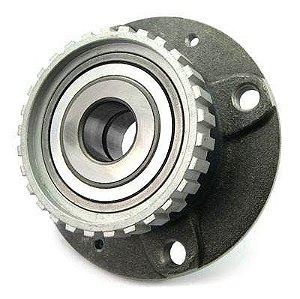 Cubo de Roda Traseira C/Rolamento Citroen Xsara - Citroen ZX - C/ABS - CR75
