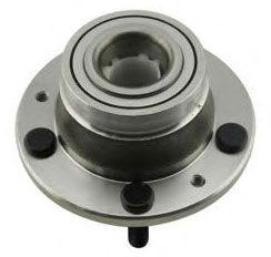 Cubo Roda De Dianteiro C/ Rolamento Mazda 929 1992/1995 - Mpv 1989/1998 - ALPH2270