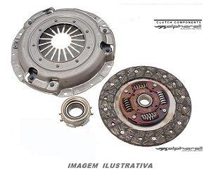 Kit Embreagem Peugeot 206 - 206 Sw 1.4 8v Até 2005 - B01p340