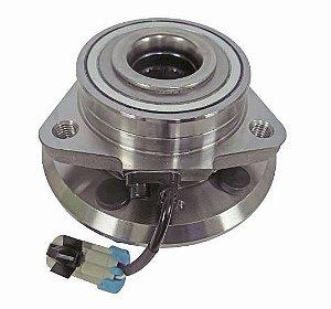 Cubo De Roda Dianteiro Com Rolamento Gm Captiva C/abs - ALPi18518