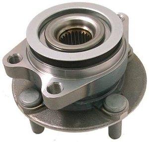 Cubo Roda Dianteiro C/ Rolamento Nissan Tida / Livina 1.8 C/abs - AL759