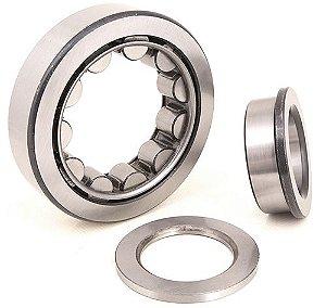 Rolamento de Rolos Cilíndricos NUP2307 - Medida 35X80X31mm