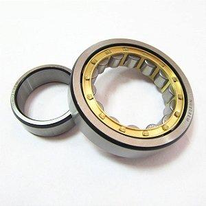 Rolamento de Rolos Cilíndricos NU212 EMC3 - Medida 60X110X22mm
