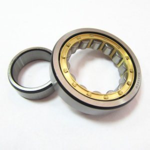 Rolamento de Rolos Cilíndricos NU411 MC3 - Medida 55X140X33mm