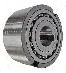Rolamento Catraca Contra recuo TTFR25 - 25X80X40mm
