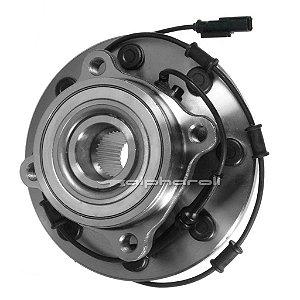 Cubo de Roda Dianteira C/ Rolamento Dodge RAM  2009/2011 - C/ABS - ALPi18558