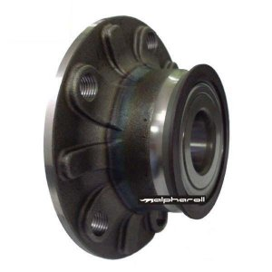 Cubo de Roda Traseiro C/ Rolamento VW Jetta 2011--> - VW Golf 2014--> Eixo 30mm - C11861