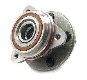 Cubo de Roda Dianteiro C/ Rolamento Ford Ranger 2001/2012 - Sem ABS - AL41