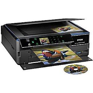 Impressora de dvd e cd multifuncinal com wifi