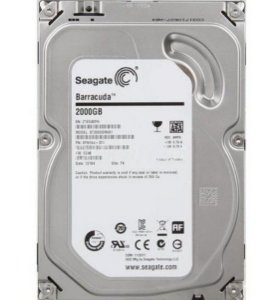 Hd Seagate Barracuda St2000dm001 2tb 7200 Rpm 64mb