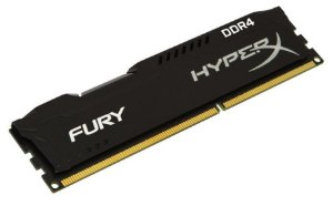 Memória Kingston 4gb Ddr4 2400mhz Hyper Fury