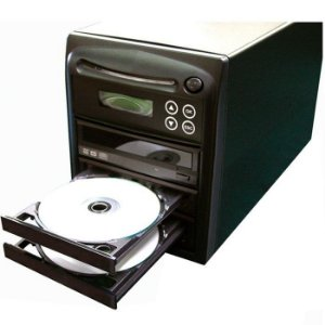 Duplicadora de DVD e Cd com 3 Gravadores Samsung - Grava Midias Dual Layer até 8.5GB