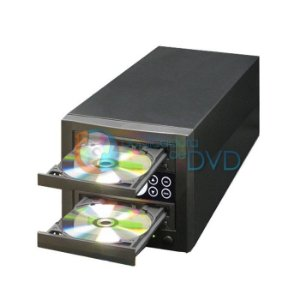 Duplicadora de DVD e Cd com 2 Gravadores Pioneer