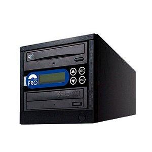Duplicadora de DVD e CD com 2 Gravadores Sony 7280s