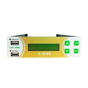 Controladora Lsk 2000 com 2 Usb E 11 saídas