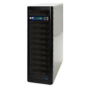 Duplicadora de Blu-ray com 11 Gravadores Pioneer