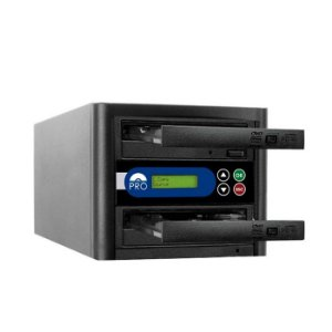 Duplicadora de DVD e CD com 2 Gravadores Liteon Premium Dual Layer