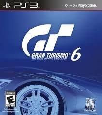 Gran Turismo 6 - PS3 - Mídia Digital