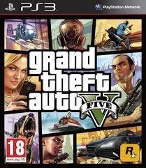 GTA 5 - PS3 - Mídia Digital