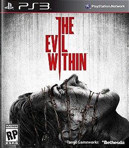 The Evil Within - PS3 - Mídia Digital