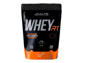 Whey RT 900g - Fullife Nutrition