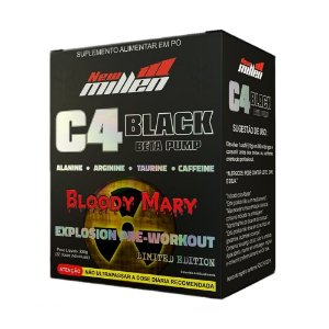 C4 Black Beta Pump 22 Sticks - Bloody Mary - New Millen