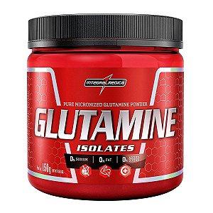 Glutamina Isolates 150g - Integralmédica