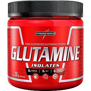Glutamina Isolates 300g - Integralmédica