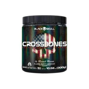 Cross Bones 300g - Black Skull