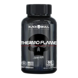 Thermo Flame 60tabs - Black Skull